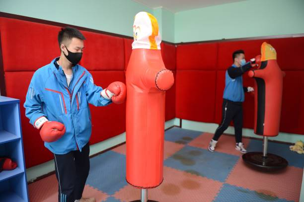 CHN: Students Attend Mental Health Courses In Hohhot