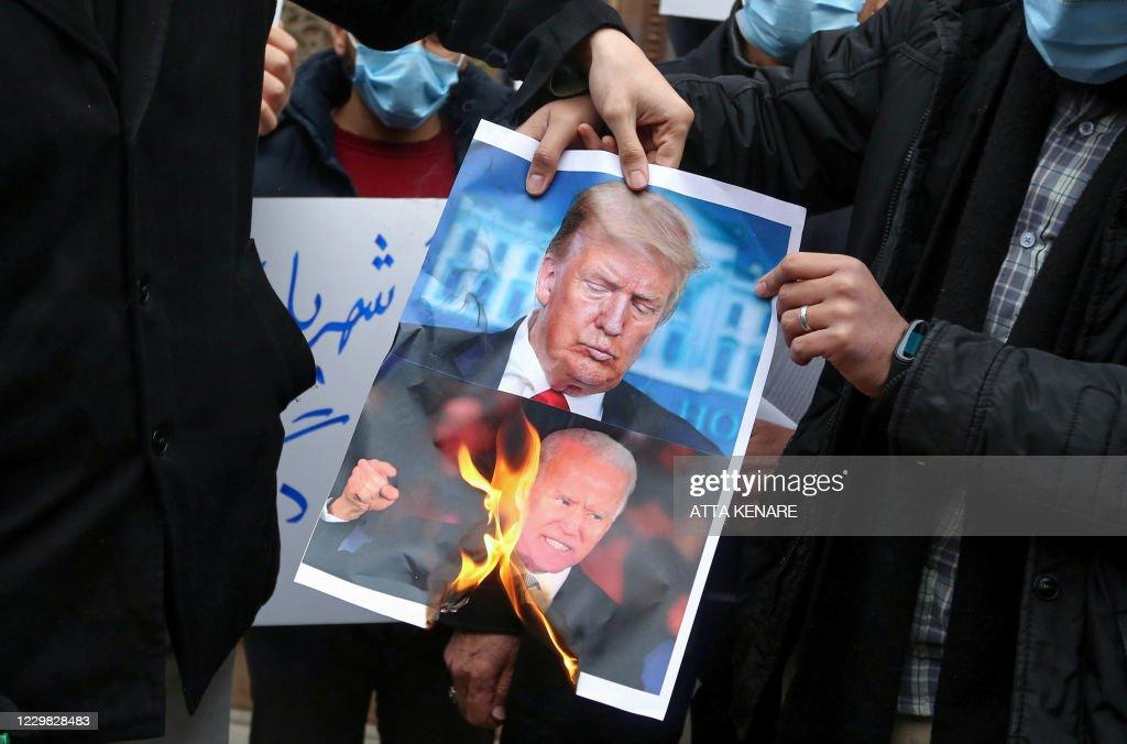 IRAN-NUCLEAR-ATTACK-ISRAEL-US : News Photo