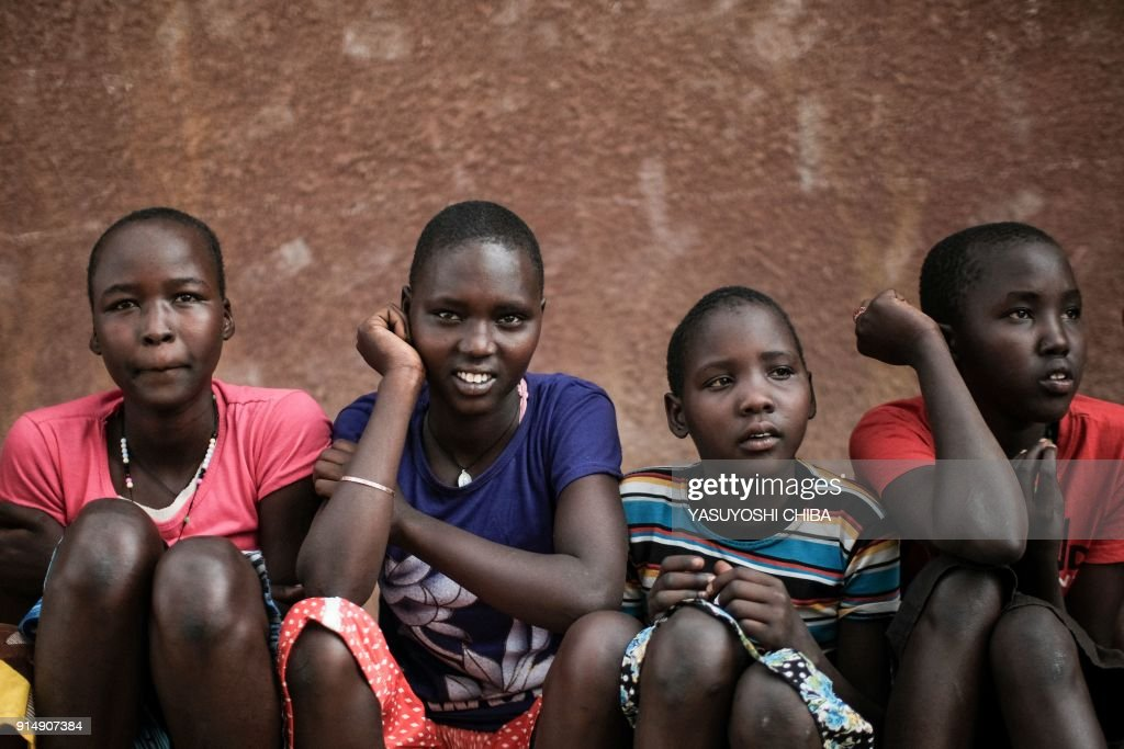 UGANDA-HEALTH-FGM-RIGHTS : News Photo