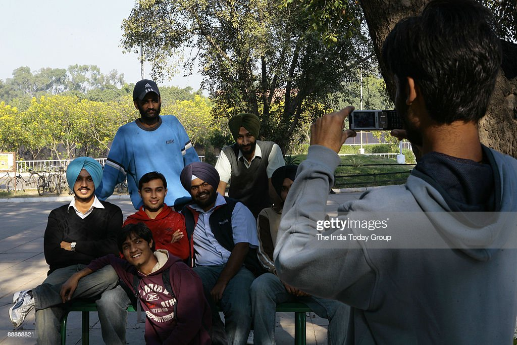 Students Of Punjab University In Chandigarh India News Photo Getty Images