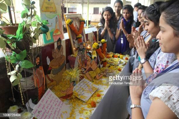 Students of Shreerang Vidyalaya Vrundavan conducted tree plantation within their school premises on the occasion of Guru Purnima they also organized...