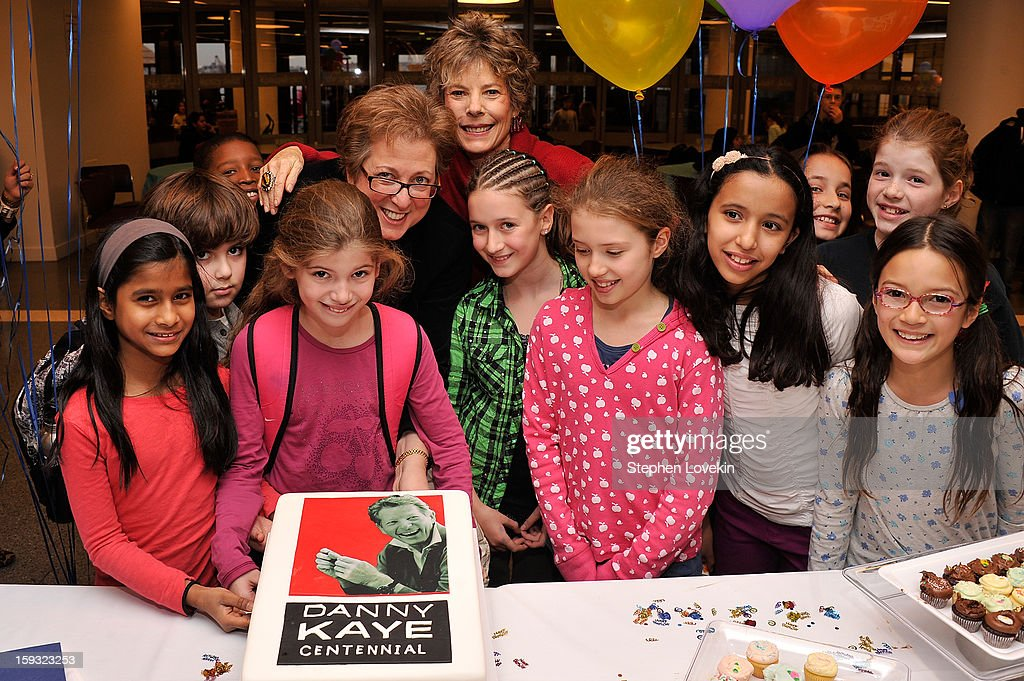 Danny Kaye Centennial Birthday Celebration At The United Nations International School