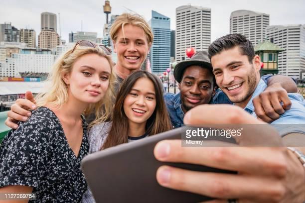 Students on Roadtrip Vlogging from Sydney Australia