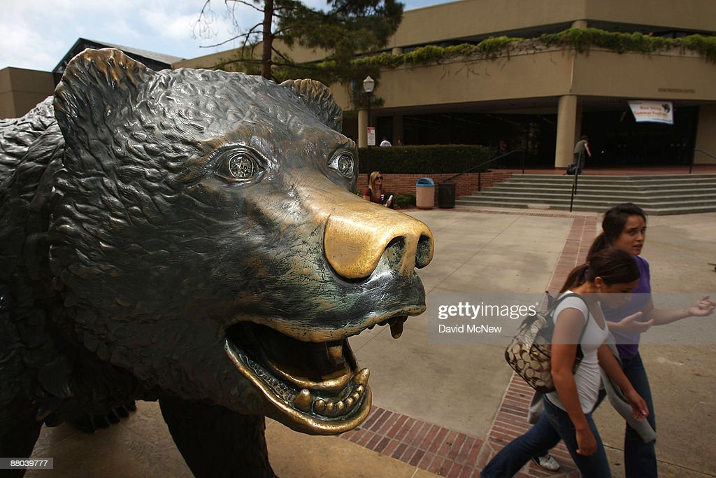 Proposed Budget Cuts Threaten Funding For California Universities : News Photo