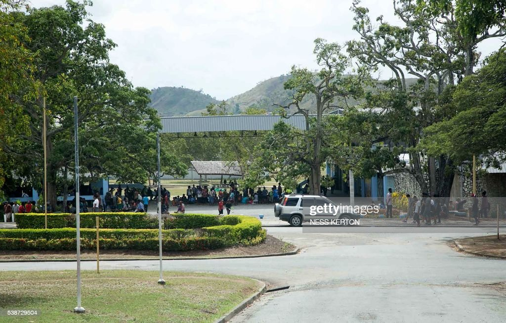 PNG-POLICE-STUDENTS-EDUCATION-UNREST : News Photo