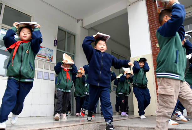CHN: Chinese Mark National Day For Disaster Prevention And Relief