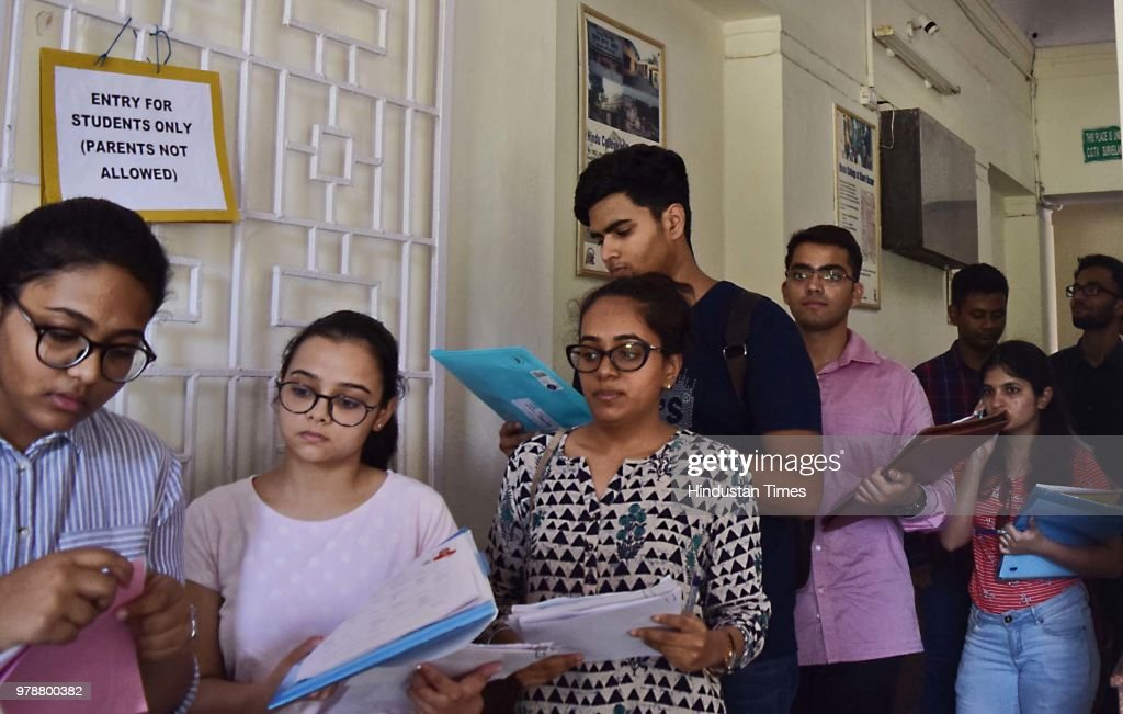 Delhi University First Cut-Off List For UG Admission Released