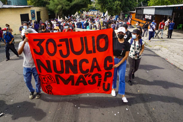 SLV: Salvadorans Remember the July 30th 1975 Massacre of Students