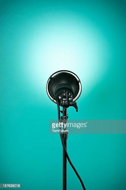 studio background and flash - photographic equipment stock pictures, royalty-free photos & images