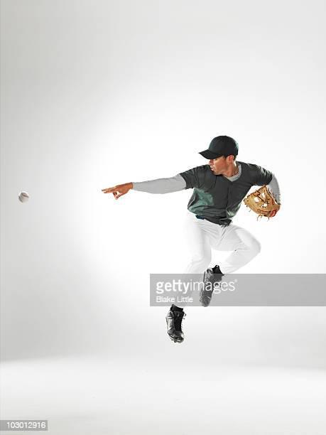 Studio Baseball PLayer