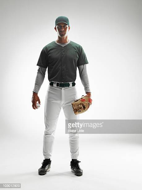 Studio Baseball PLayer