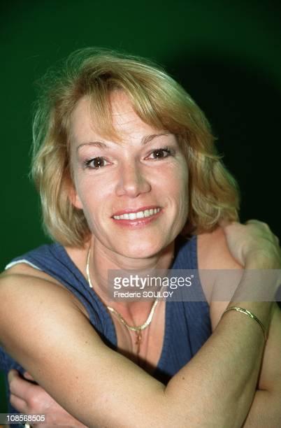 Studio Brigitte Lahaie in France in June 2000