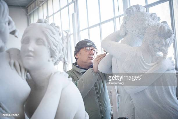 Studio Franco Cervietti and Studio Massimo Galleni are just two of the marble art studio in Pietrasanta making statues and work for some of the most...