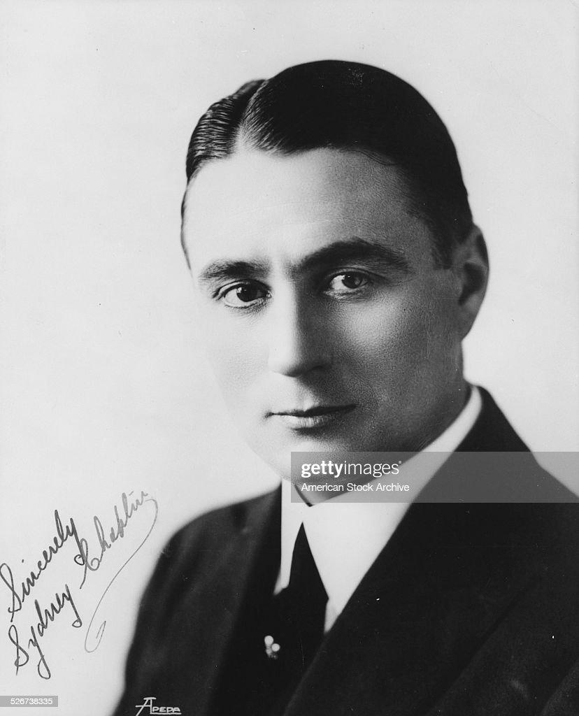 Sydney Chaplin