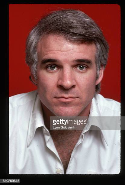 Studio headshot of Steve Martin Photograph 1981