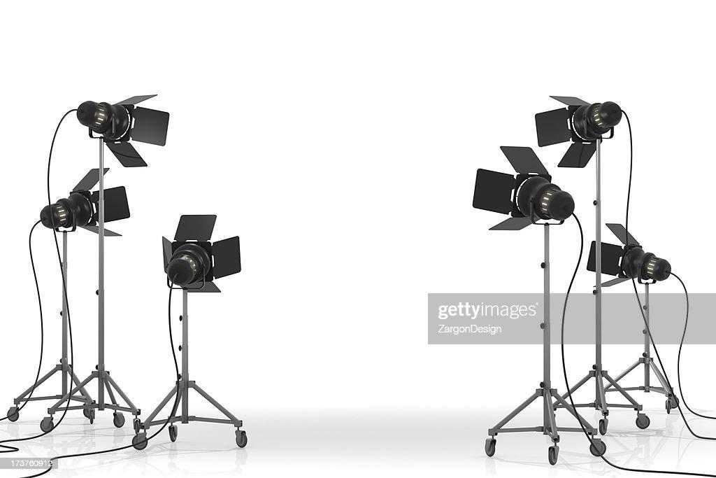 Studio Lighting Equipment II  Stock Photo  sc 1 st  Getty Images & Studio Lighting Equipment Ii Stock Photo | Getty Images azcodes.com