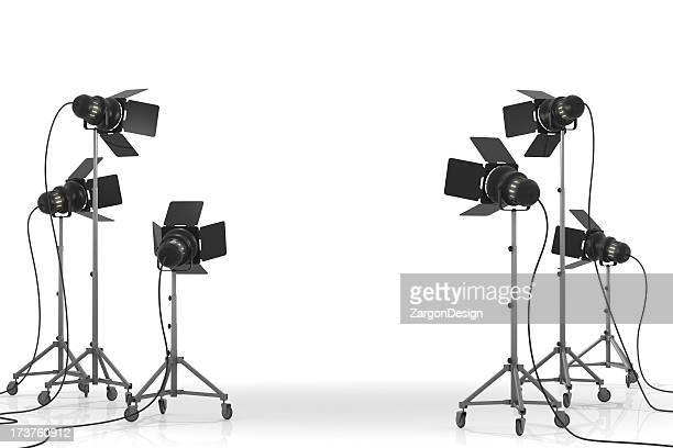 Équipement d'éclairage Studio II
