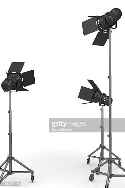 Éclairage studio