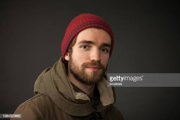 studio portrait of a 25 year old man - formal portrait stock pictures, royalty-free photos & images