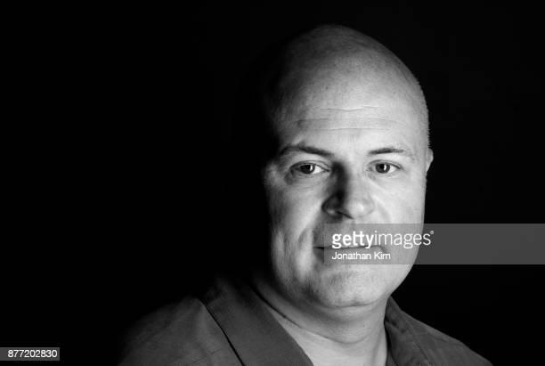 Studio portrait of a mature man.