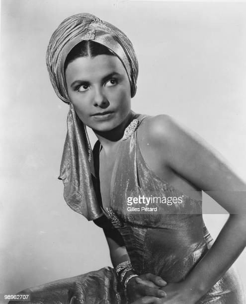 Studio portrait of actress and singer Lena Horne in 1942