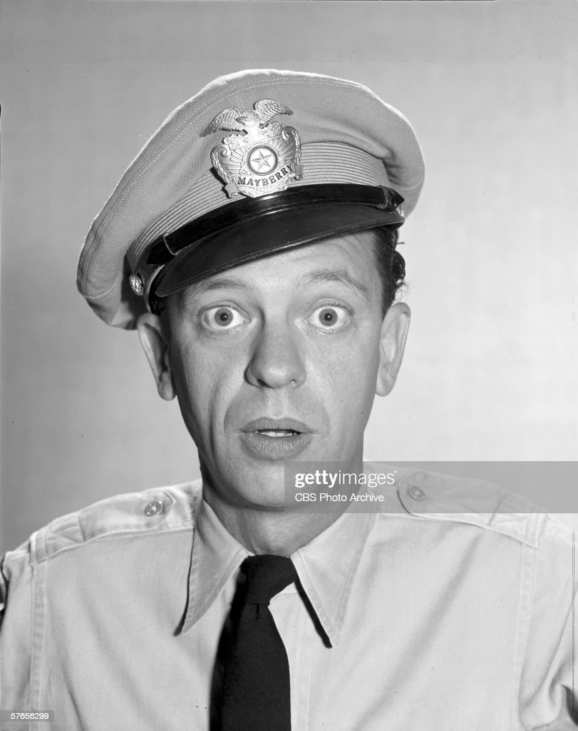 """CBS's """"The Andy Griffith Show"""""""