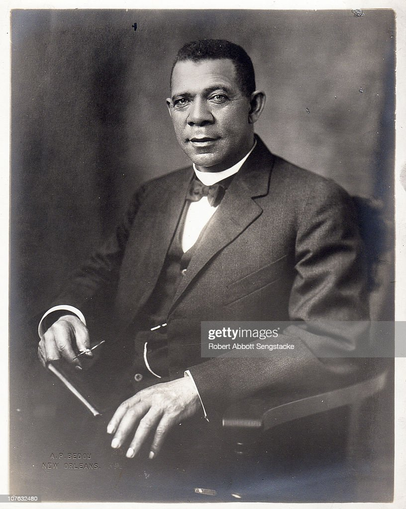 Booker T. Washington : News Photo