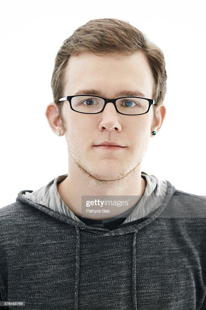 Caucasian gay