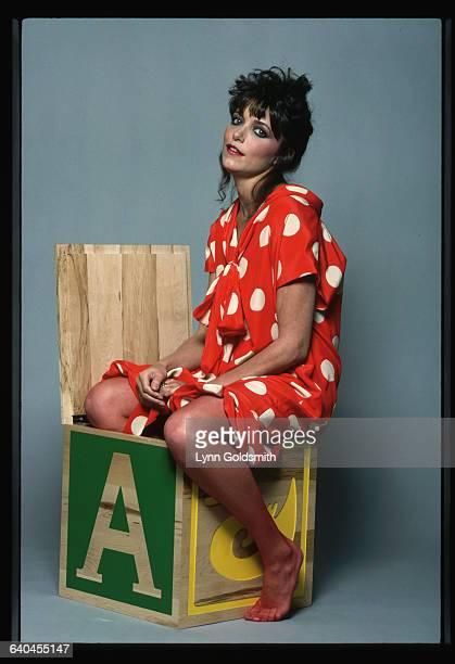 Studio Portrait of Karen Allen