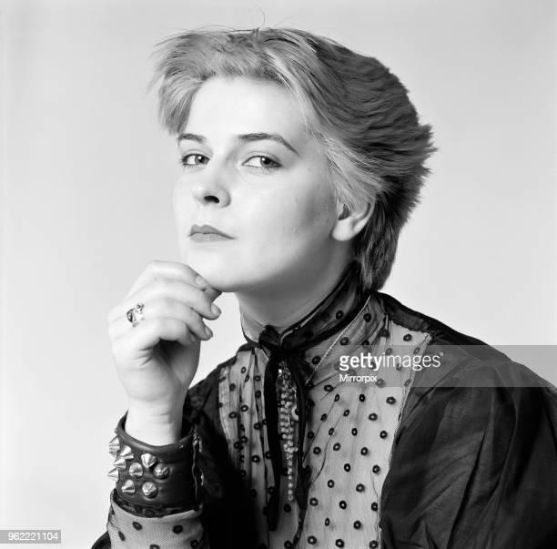 Studio portrait of Toyah Willcox 15th August 1978
