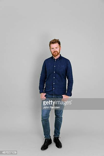 studio portraits of ordinary people - casual clothing stock pictures, royalty-free photos & images
