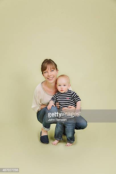 studio portraits of ordinary people - babyhood stock pictures, royalty-free photos & images