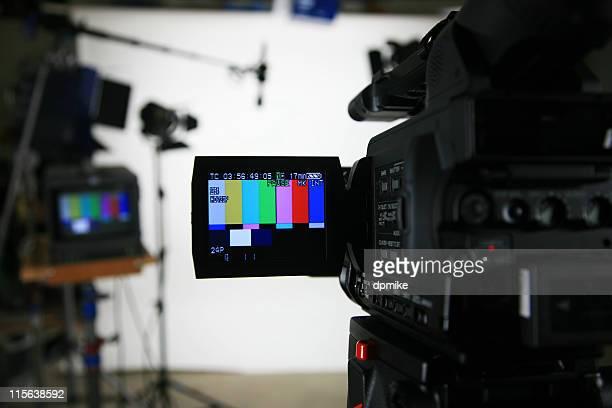 Configuración 3 tipo estudio con Visor de cámara