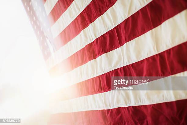 studio shot of american flag - american flag background stock pictures, royalty-free photos & images