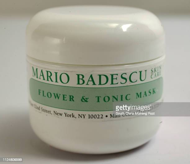 flower and tonic mask from Mario Badescu 17 March 2004