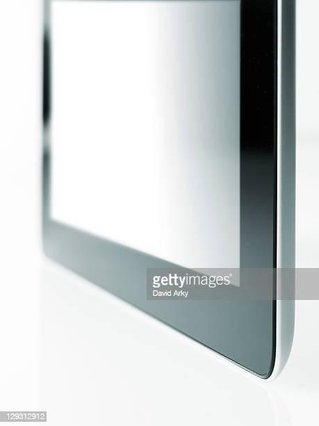 Studio shot of digital tablet
