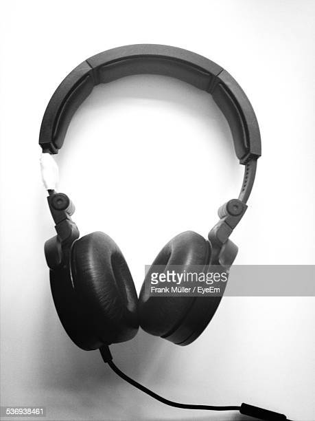 Studio Shot Of Headphones