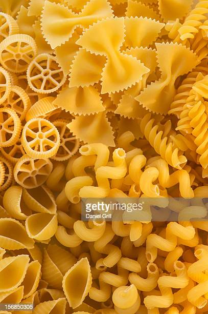 studio shot of pasta - shape stock pictures, royalty-free photos & images