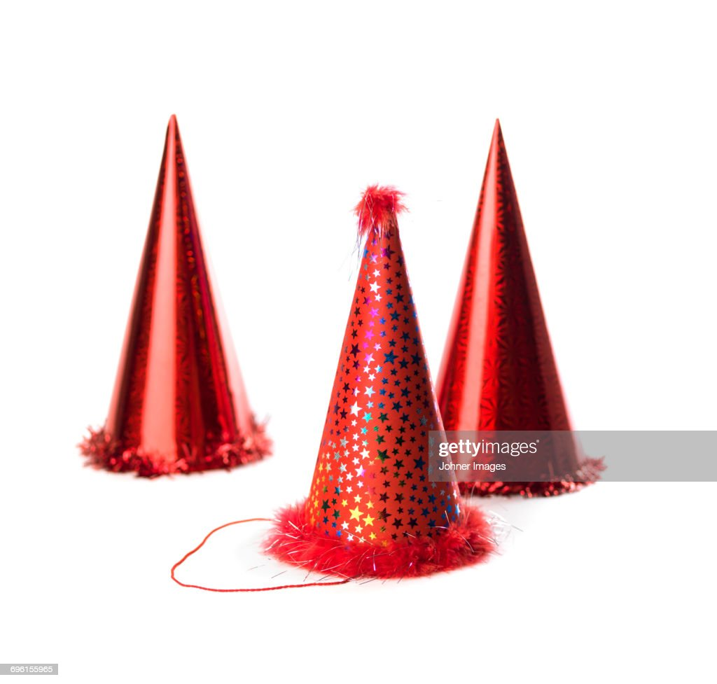 Party Hat Stock Photos And Pictures Getty Images