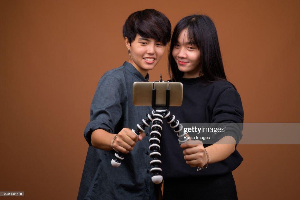 couples lesbiennes asiatiques asiatique image porno