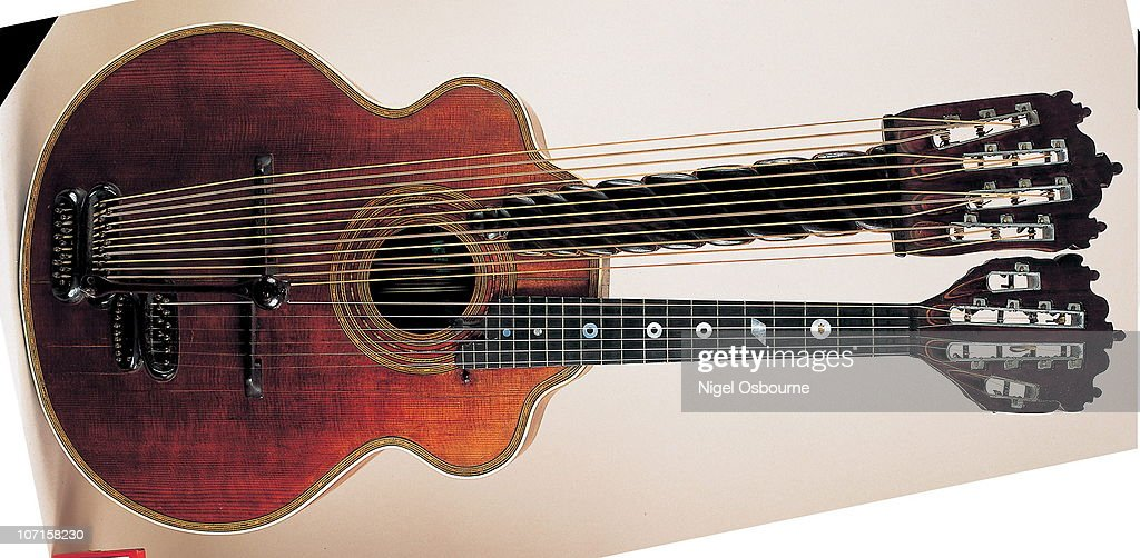 Harp Guitar - Page 3 Studio-still-life-of-a-1910-bohmann-harp-guitar-photographed-in-the-picture-id107158230