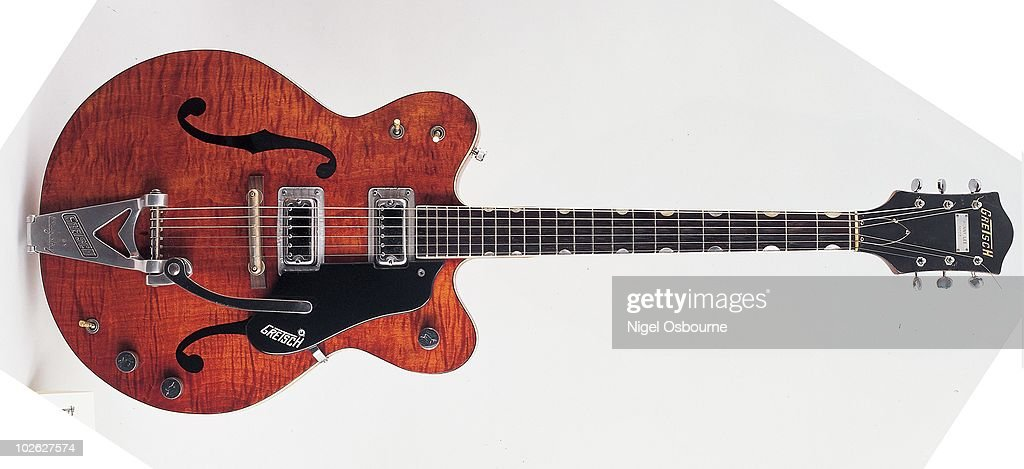 Gretsch Semi-Acoustic : News Photo