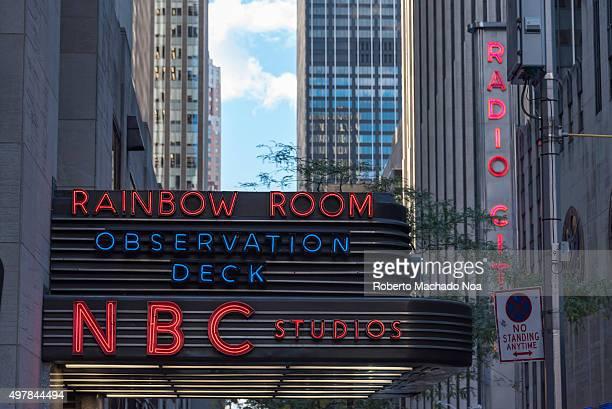 903 Nbc Rockefeller Center Studio Photos And Premium High Res Pictures Getty Images