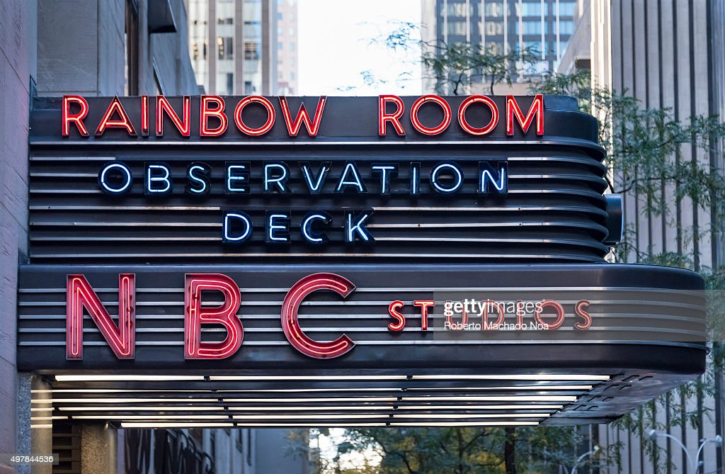 Historic Rockefeller Center In Midtown Manhattan Is Home To Nbc News Photo Getty Images
