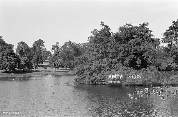 Studley Royal Park Ripon North Yorkshire September 1971