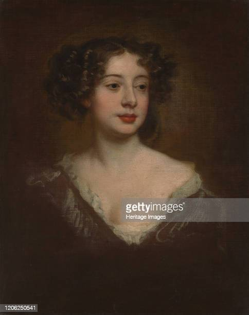 Study for a Portrait of a Woman 1670s Artist Peter Lely