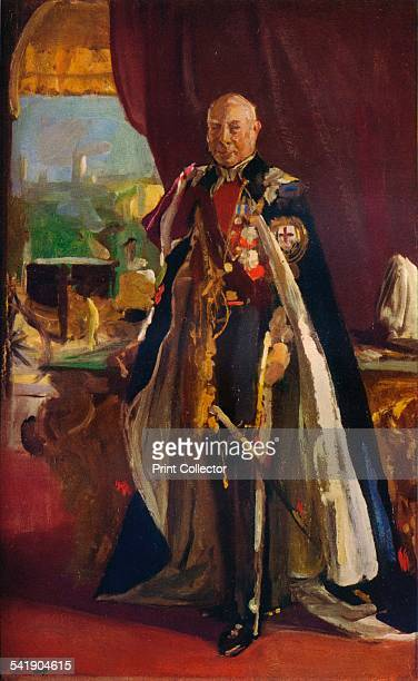 'Study for a Portrait of the Earl of Lonsdale', c1932. Hugh Cecil Lowther, 5th Earl of Lonsdale , English nobleman and sportsman. From The Studio...