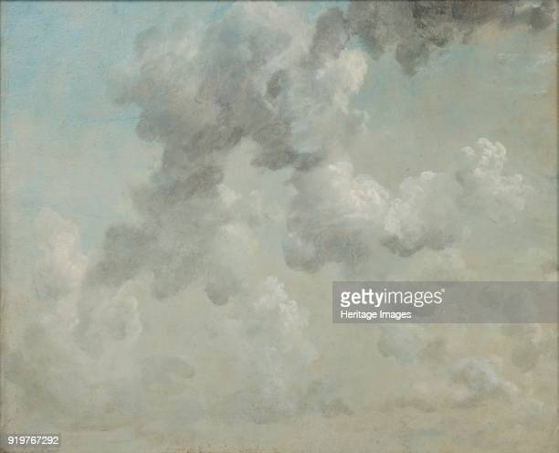 Study of Clouds, 1822. Artist John Constable.