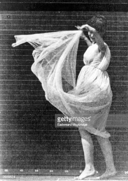 A study of dancer Isadora Duncan