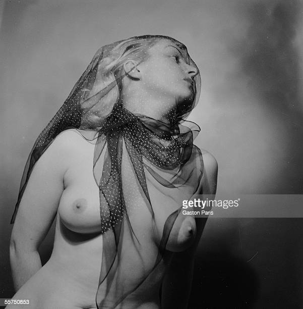 Study of nude France about 19371939